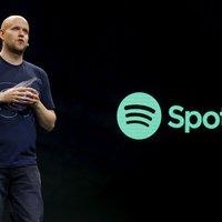 A Spotify-on a sor a zenei gigaperek sorában