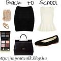 Napi összeállítás: Back to School
