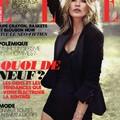 Kate Moss x ELLE France August 2012