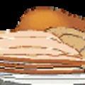 Diós-mézes pulykacomb