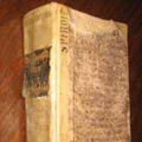 Dudás László, aki könyvet zsákmányolt az olaszoktól