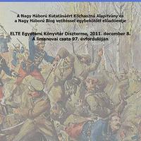 Limanova-előadás brosúrája