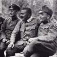 Kôň Pici a zachraňujúci nemeckí delostrelci