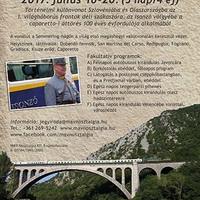 Isonzó Expressz 2017