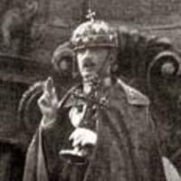 IV. Károly koronázása