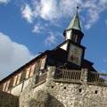 A javorcai Szentlélek emlékkápolna magyar építője