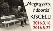 Kiállítások az I. világháborúról