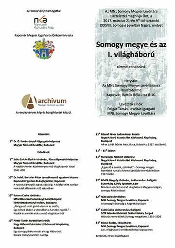 Konferencia plakát