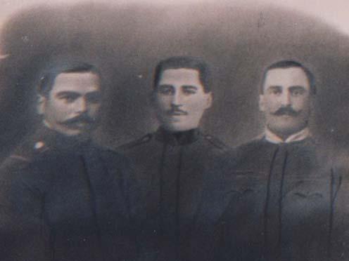 A három Katona testvér