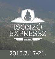 Isonzó Expressz 2016