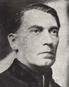 Sidló Ferenc (1882–1954) szobrászművész katonafotója
