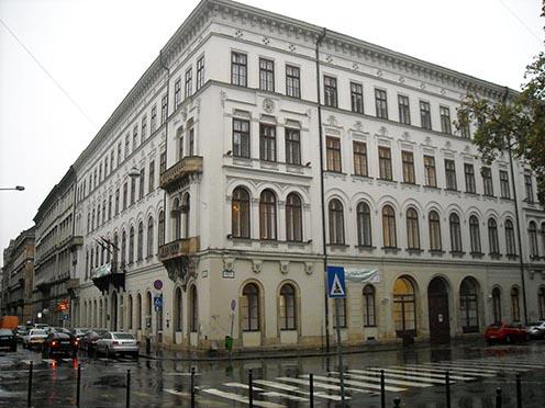 Az épület napjainkban