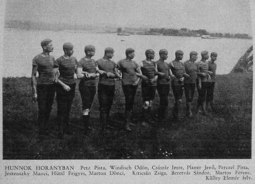 (Forrás: Képek a Hunnia ötvenéves múltjából 1882-1932. Összeállította: Siklóssy László)