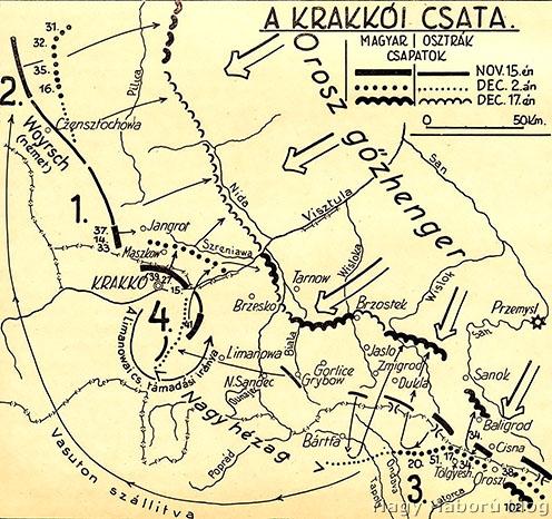 A krakkói csata