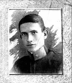 Tischner József hadnagy
