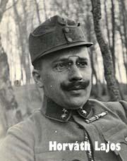 Horváth Lajos naplói