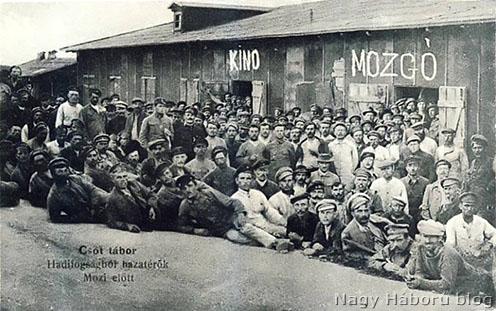 A tábor mozija