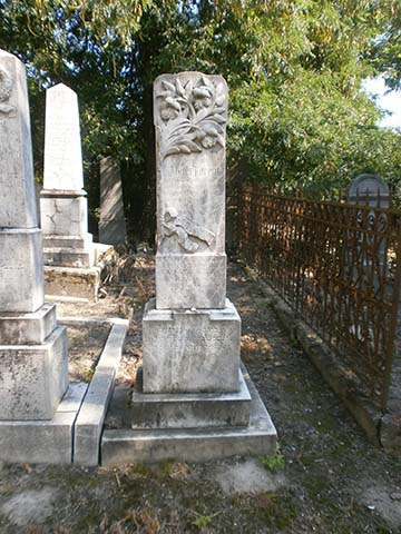 Bleier Ferenc síremléke