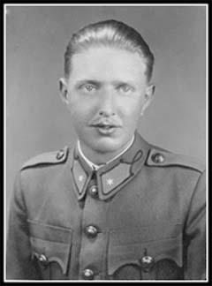 Ifj. Széles István (1921–1944)