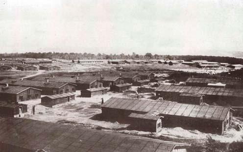 A hadifogolytábor 1924-es megszűnésekor