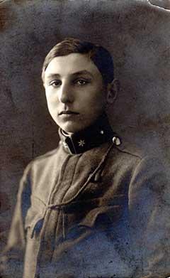 dukai Takách István 1916 februárjában