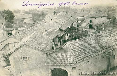 Ivanigrád 1917 tavaszán