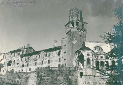 A San Salvatore kastély