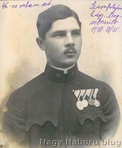 Szarafolyán Károly hadnagy
