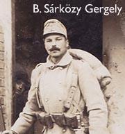 B. Sárközy Gergely visszaemlékezése
