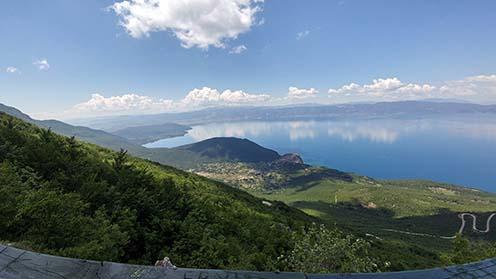 Az Ohridi tó