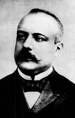 Antonio Salandra olasz miniszterelnök