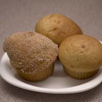 Egyszerű muffin (bögrés)