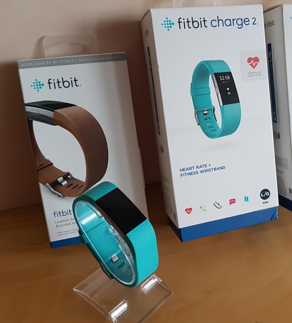 Fitbit Charge 2 - fuss az életedért!
