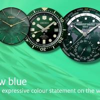 A zöld az új kék? Óraipari körkép Baselworld után