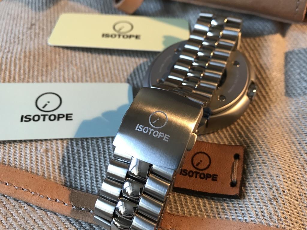 ISOTOPE RIDER – az új idő