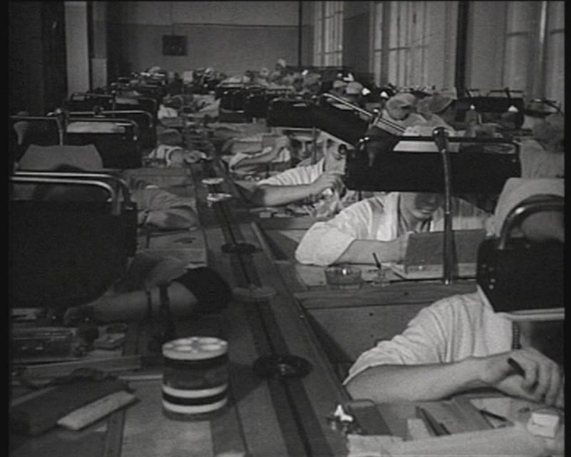 A Petrodvorets óragyár a szovjet években