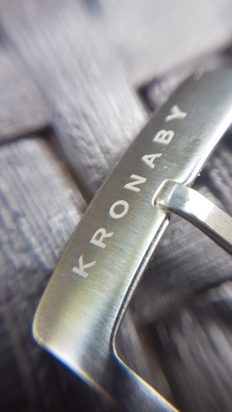 Kronaby Sekel Gun – az intelligens svédacél