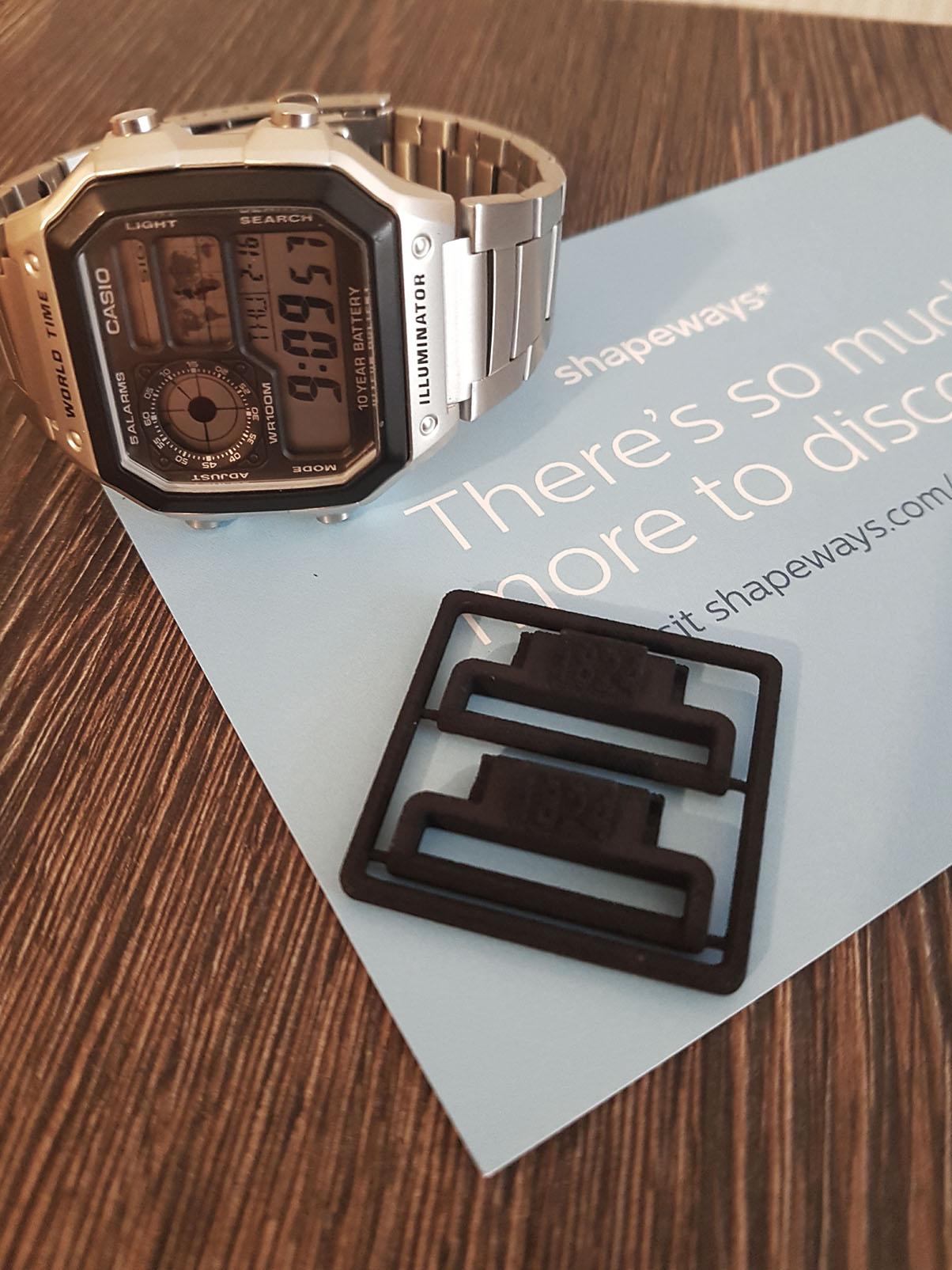 És Te nyomtatnál magadnak órát? 3D nyomtatás az óraiparban.