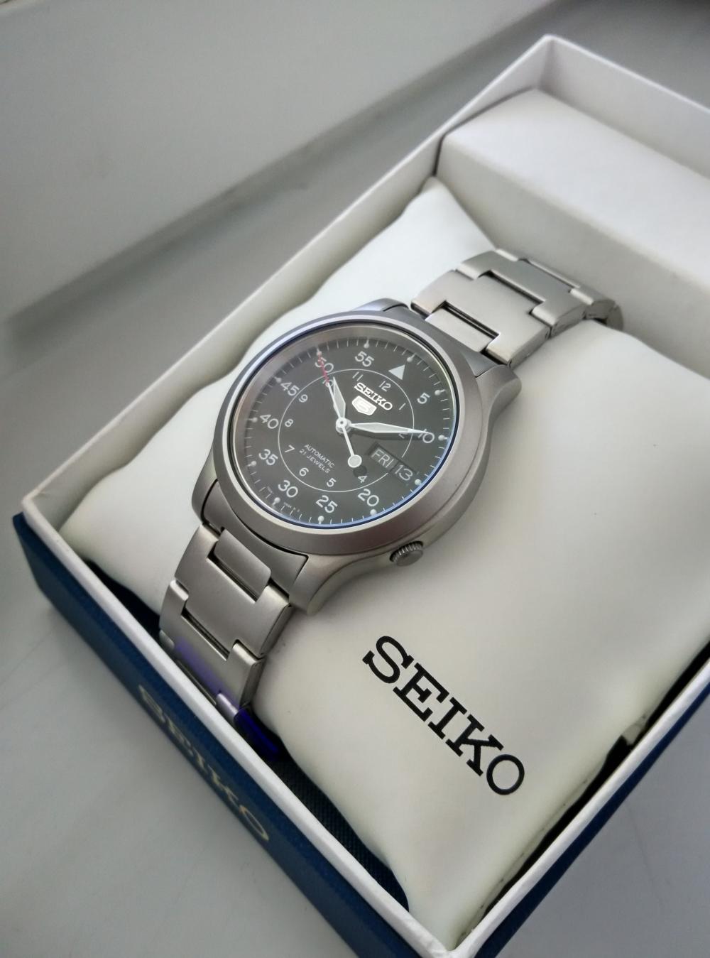 """SEIKO 5, a legnépszerűbb japán – most elmondjuk, miért lett """"5"""""""