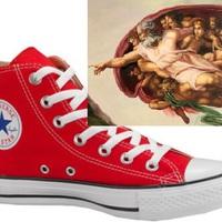 Isten, Converse és SuperConverse