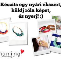 Játék a Naning Facebook oldalán!