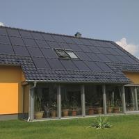 Tetőbe integrálható napelem