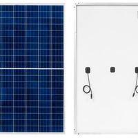 TwinPeak technológiával gyártott napelem