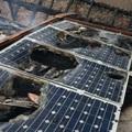 Napelemes rendszerek tűzvédelme