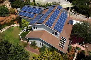 Okos napelemes rendszer