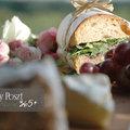 Százötvenharmadik nap: Libamájmousse szendvics
