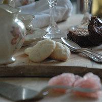 A brownie és egy boldog új év