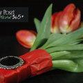 Háromszáztizenegyedik nap: Egy tulipáncsokor