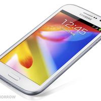 A Samsung bejelentette új telefonját - Galaxy Grand