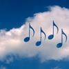 Zene a felhőből
